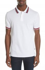 PS Paul Smith Multicolor Tip Piqu   Polo   Nordstrom at Nordstrom