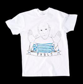 Pablo T-shirt by Dee Dana at Deer Dana