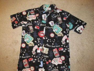 Pacific Legend Casino Shirt at eBay