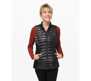 Pack It Down Vest Shine at Lulumenons