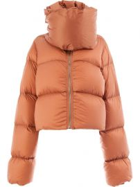 Padded Jacket by Rick Owens at Farfetch