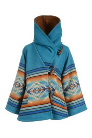 Pagosa Springs Classic Cloak by Lindsey Thornburg at Lindsey Thornburg