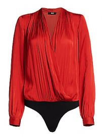 Paige Jeans - Sevilla Blouse Bodysuit at Saks Fifth Avenue