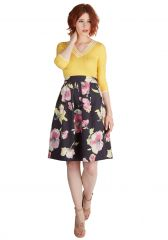 Painted Perfection Skirt at ModCloth
