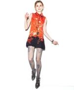 Painterly drop waist dress at Macys at Macys