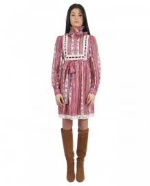 Paisley Dress by Marc Jacobs at Railso