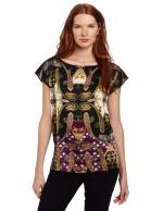 Paisley shirt like Zoe Harts at Amazon