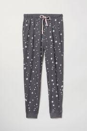 Pajama Pants at H&M