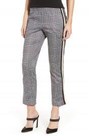 Pam  amp  Gela Side Stripe Crop Pants   Nordstrom at Nordstrom
