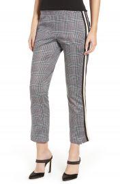 Pam  amp  Gela Side Stripe Crop Pants at Nordstrom