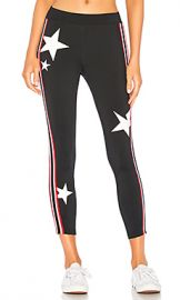 Pam  amp  Gela Star Legging in Black from Revolve com at Revolve