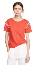 Pam  amp  Gela Women s Football Tee at Amazon