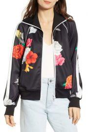 Pam and Gela floral track jacket at Nordstrom Rack