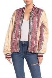 Pandora Quilted Reversible Bomber Jacket by Free People at Nordstrom Rack