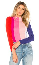 Paper London Dolly Jumper in Rainbow Stripe from Revolve com at Revolve