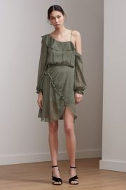 Paper thin Mini Dress by Keepsake at Keepsake