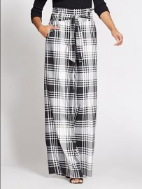 Paperbag Waist Pant  - Gabrielle Union Collection at NY&C