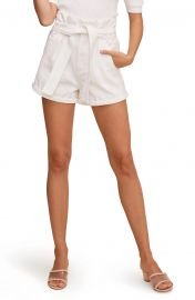 Paperbag Waist Shorts by Astr the Label at Nordstrom