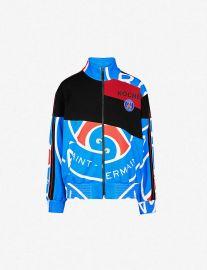 Paris Saint-Germain-print Jersey Tracksuit Jacket by Koche at Selfridges