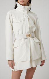 Parka Faille Mini Dress at Moda Operandi