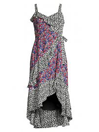 Parker - Multicolor Sleeveless Midi Dress at Saks Fifth Avenue