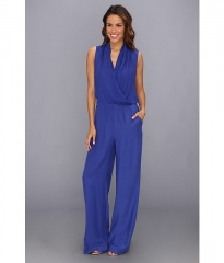Parker Chase Jumpsuit Calypso at Zappos