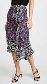Parker Collins Combo Skirt at Shopbop
