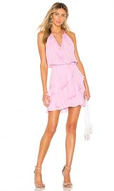 Parker Cosma Dress in Pink Raspberry from Revolve com at Revolve