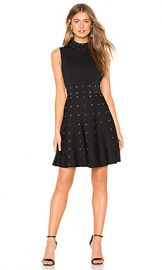 Parker Joy Knit Dress in Black from Revolve com at Revolve
