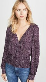 Parker Matilda Blouse at Shopbop