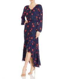 Parker Verity Floral Print High Low Dress Women - Bloomingdale s at Bloomingdales