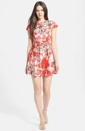 Parker and39Kinleyand39 Fit andamp Flare Dress at Nordstrom