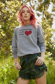 Parks Are For Lovers Sweatshirt at Free People