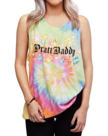 Pastel Tie Dye Tank at Pratt Daddy Crystals