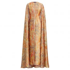 Patrice Cape Gown by Ralph Lauren at Orchard Mile
