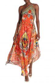 Patterned 3-Way Convertible Maxi Dress at Nordstrom Rack