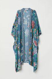 Patterned Kimono at H&M