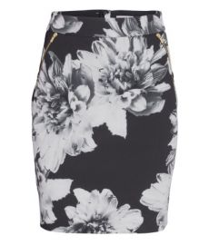 Patterned Pencil Skirt at H&M