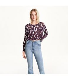 Patterned Sweater at H&M
