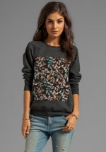 Patterson J Kincaid Piscies pullover at Revolve