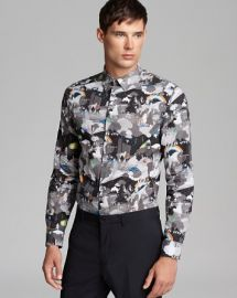 Paul Smith Beatles Button Down Shirt - Slim Fit at Bloomingdales