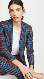 Paul Smith Plaid Jacket at Shopbop