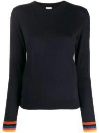 Paul Smith long sleeve knit jumper long sleeve knit jumper at Farfetch