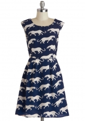 Paws a Commotion Dress at ModCloth