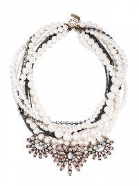 Pearl Bennet Bib Necklace at Baublebar