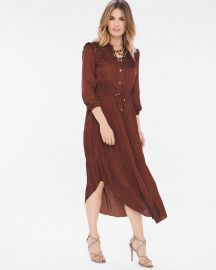 Peasant Detail Dress by Chico\\\'s at Chicos