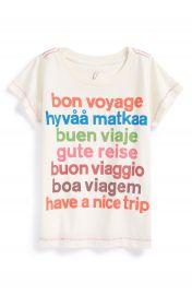 Peek Bon Voyage Graphic Tee at Nordstrom