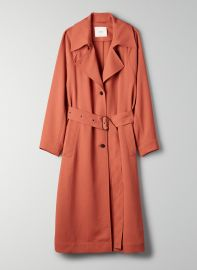 Pelat Trench Coat at Aritzia