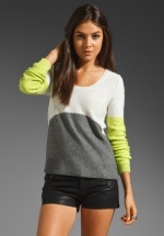 Pennys colorblock sweater at Revolve at Revolve