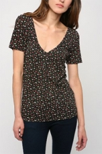 Pennys floral top at Urban Outfitters at Urban Outfitters